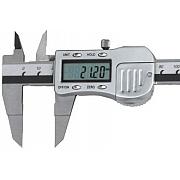 Digital-Messschieber mit dünnen Schnäbeln