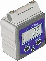 Digital-Neigungsmessgerät mit Magnet und Wasserwaage