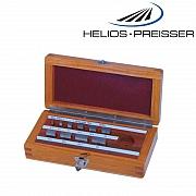 HELIOS-PREISSER Prüfsatz für Bügelmessschrauben