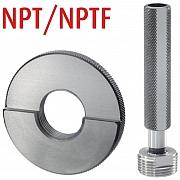 Gewinde-Lehren NPT/NPTF