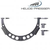 HELIOS-PREISSER Bügelmessschraube mit Messbereich bis 1500 mm