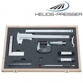 HELIOS-PREISSER Messzeug-Satz