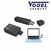 Datenübertragung für VOGEL Positionier-Messsystem