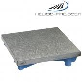 HELIOS-PREISSER Prüfplatte Grauguss