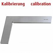 Kalibrierung Stahlwinkel 90°