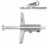 HELIOS-PREISSER Doppelhaken-Tiefenmessschieber