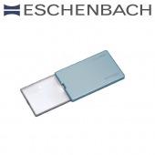 ESCHENBACH Scheckkartenlupe 4fach mit LED-Beleuchtung