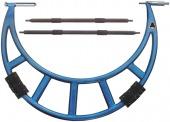 Bügelmessschraube mit Messbereich bis 2000 mm