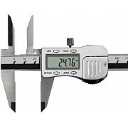Digital-Messschieber mit langen Messspitzen