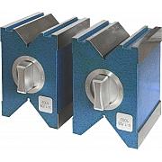 Magnet-Mess- und Spannprismenpaar