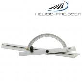 HELIOS-PREISSER Gradmesser mit verstellbarer Schiene