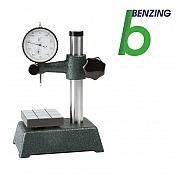 BENZING Kleinmesstisch rechteckig (Stahl/Keramik)
