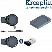 KROEPLIN Zubehör für Schnellmesstaster 1 µm