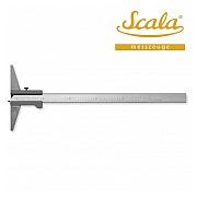 SCALA Leichtmetall-Tiefenmessschieber bis 4000 mm