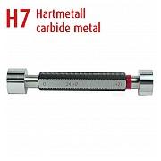 Grenzlehrdorn H7 Hartmetall