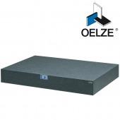 OELZE Hartgestein-Messplatte