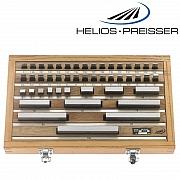 HELIOS-PREISSER Parallelendmaß-Satz Stahl