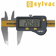 SYLVAC Digital-Messschieber 1 µm