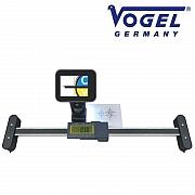 VOGEL Digitales Entfernungs- und Positionierungs-Messsystem mit VGA-Zoom-Kamera