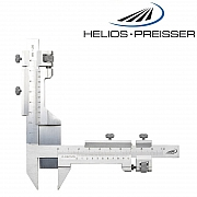 HELIOS-PREISSER Zahnweiten-Messschieber